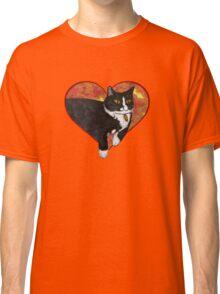 Spunky the Cat Classic T-Shirt