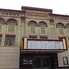 Town Hall Theatre by Nicole  Gokey