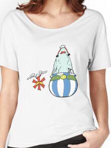 Asterisk & Obelisk Women's Relaxed Fit T-Shirt