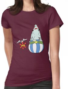Asterisk & Obelisk Womens Fitted T-Shirt