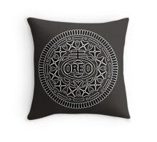 Oreo Logo Throw Pillow