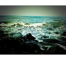 Breaking Seas Photographic Print