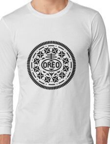 Oreo Logo Long Sleeve T-Shirt