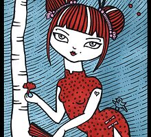 Cherry Blossom by Anita Inverarity