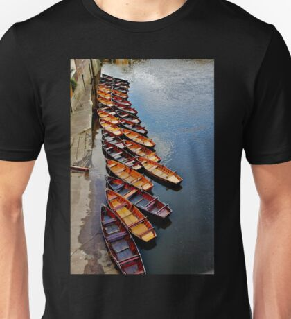 Row Row Row Your Boat Unisex T-Shirt