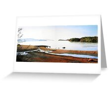 Early Light at Rossport Greeting Card