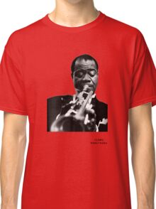 Iconic Stars Louis Armstrong Classic T-Shirt