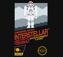 8-bit Interstellar Unisex T-Shirt