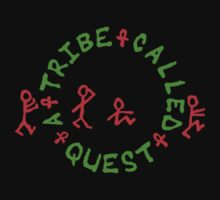 A Tribe Called Quest replica by philmart