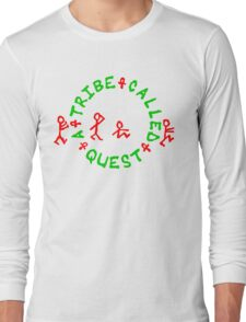 A Tribe Called Quest replica Long Sleeve T-Shirt