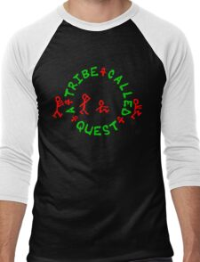 A Tribe Called Quest replica Men's Baseball ¾ T-Shirt