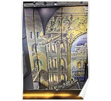 Wall Mural - Gare Lille Europe Poster