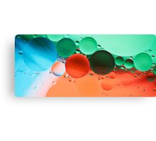 Other Worlds II - abstract Canvas Print