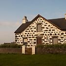 Cottage on Tiree by laurawhitaker