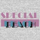 Special Beach Logo by tracerbullet