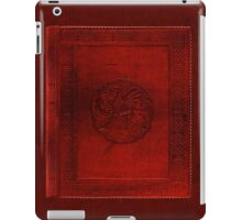 Trompe l'oeil Leather Look iPad Case Cover iPad Case/Skin