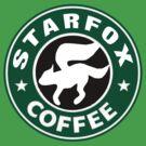Starfox coffee by panda3y3