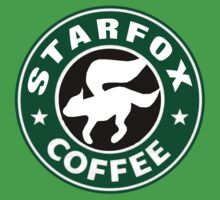 Starfox coffee by panda3y3