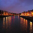 Dublin Nights by Mary Carol Story