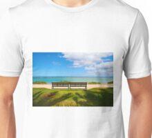 Waikiki Beach, Honolulu HAWAII Unisex T-Shirt
