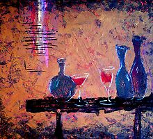 Vino Para Dos by ☼Laughing Bones☾
