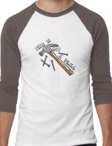 This Is Not A Drill Men's Baseball ¾ T-Shirt