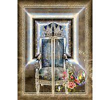 ROYAL GOLDEN SWORD Photographic Print