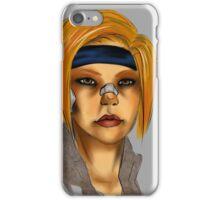 janey springs iPhone Case/Skin