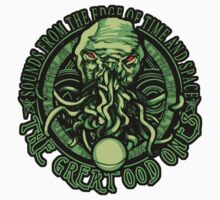 Great Ood Ones (Stickers) by MeganLara