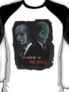 Silence is Deadly T-Shirt