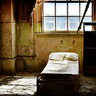 Room at the Baker Hotel by Lynnette Peizer