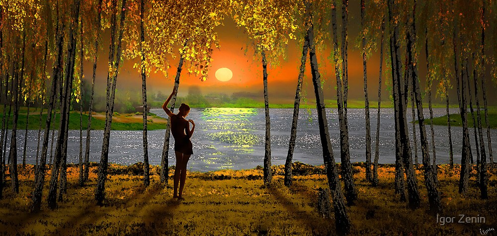 Sunset Emotions by Igor Zenin