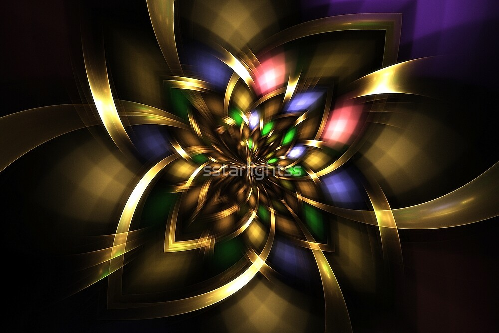 Portal Precious Interlacement by sstarlightss