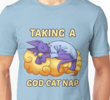 Beerus God Cat Nap  Unisex T-Shirt
