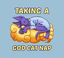 Beerus God Cat Nap  T-Shirt