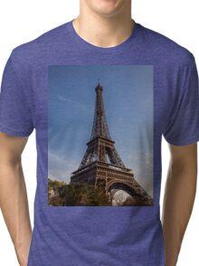 Eiffel Tower (Paris) Tri-blend T-Shirt