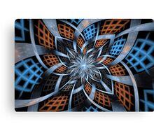 Portals Basket Canvas Print