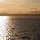 Sound of Mull, Scotland by laurawhitaker