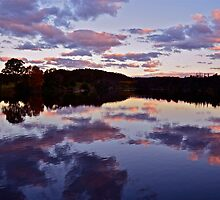 Hawkesbury River..13.5.11. by Warren  Patten