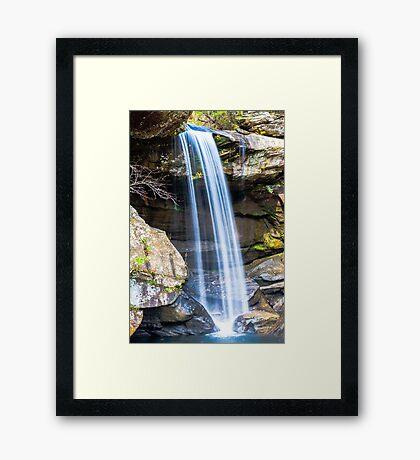 Eagle Falls Framed Print