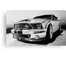 Shelby Mustang GT-500 KR Canvas Print