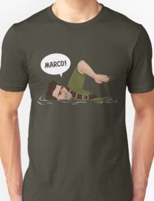 Marco Polo (Nathan Drake from Uncharted) Unisex T-Shirt