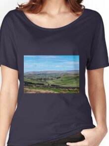 England - Yorkshire Dales Women's Relaxed Fit T-Shirt