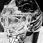 Miikka Kiprusoff by Graham Beatty