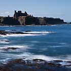 Tantallon Castle by KWTImages