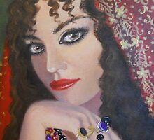 A GYPSY LADY by Dian Bernardo