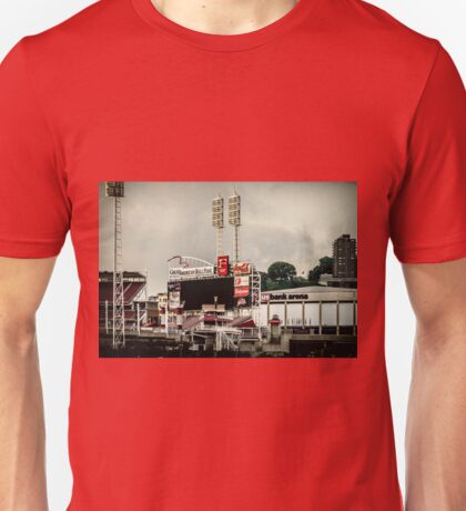 Great American Ball Park 2 - Cincinnati Unisex T-Shirt