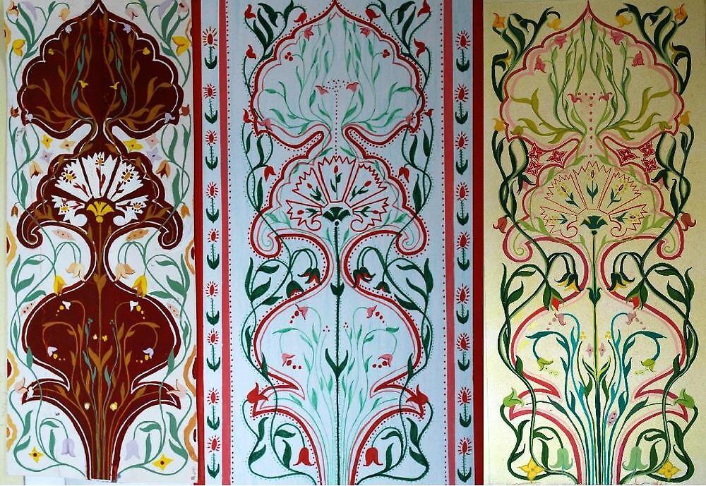 three of a kind by Lynn Hughes