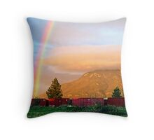Final Destination Throw Pillow