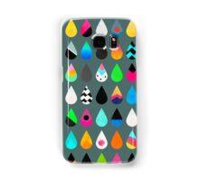 Colorful Rain Samsung Galaxy Case/Skin